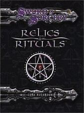 Relics and Rituals by Gary Gygax (2001, Hardcover)