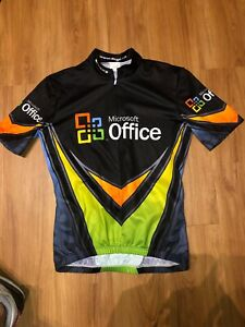 Sugoi Microsoft Office Jersey Mens Small