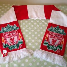 Official Product LIVERPOOL Football Club Scarf - You'll Never Walk Alone LFC