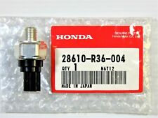 Genuine Oem Honda Acura 28610-R36-004 Automatic Transmission Oil Pressure Switch