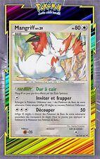 Mangriff - Platine - 66/127 - Carte Pokemon Neuve Française