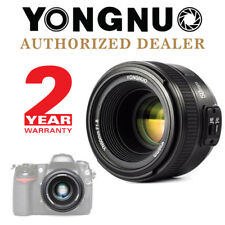 Yongnuo YN 50mm F1.8 Auto Focus Large Aperture AF Lens For Nikon Camera UK