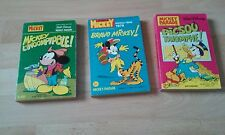 LOT MICKEY PARADE N° 1260 bis 886 bis ET N° 2