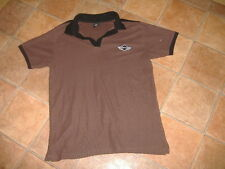 BMW / MINI CLUBMAN MENS POLO SHIRT,SIZE M,G/C,BMW / MINI POLO SHIRT TOP