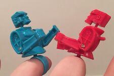 ROCKEM SOCKEM ROBOTS MINI SET OF 2 Rings Classic Toys Rock Em Sock Boxing