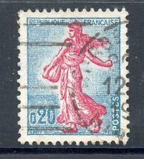 STAMP / TIMBRE FRANCE OBLITERE  N° 1233 LA SEMEUSE DE PIEL