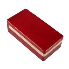 Large Secret Wooden Puzzle Box Hidden Diamond Jewelry Cash Treasure Box Toys