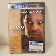 (PL) John Q (Infinifilm Edition: Widescreen DVD) Factory Sealed Free US Shipping