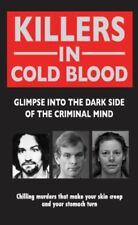Killers In Cold Blood,Ray Black, Rodney Castleden, Gordon Kerr, Claire Welch
