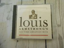 Louis Armstrong 's All Time Greatest Hits 1994 MCA Records