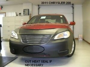 LeBra for Chrysler 200 2011 - 2013 Front End Cover Hood Mask 551284-01