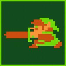 Legend of Zelda/Link Nintendo Pop Art Signed Ltd. Ed. Print by John Lathrop