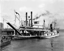 NEW 8x10 Photo The Ship Imperial, New Orleans about 1895