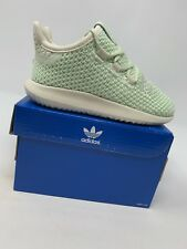 TODDLER UNISEX: Adidas Originals Tubular Shadow Shoes, Mint Green - Size 7c