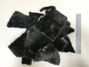 15,-€/kg Lammfell Reste Fellreste 200g große Stücke zum Basteln Schneidern