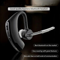 Bluetooth 4.1 Wireless Handsfree Stereo Earphone Headset For Samsung iPhone AT