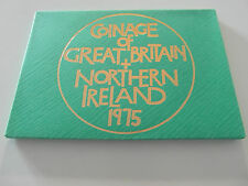 Collectable Royal Mint 1975 Great Britain & North Ireland Proof Coin Set