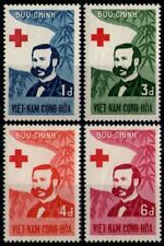 SOUTH VIETNAM-1960-STAMPS-RED CROSS-MNH-