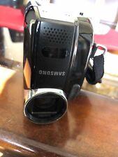 Samsung Digital Cam Shoot & Share Memory Camcorder F=2.3-78.2mm 34x Optical Zoom