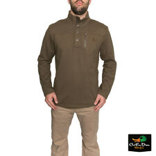 NEW BANDED CASUAL GEAR HONEYBRAKE PULLOVER - B1010019 - FOUR BUTTON FRONT