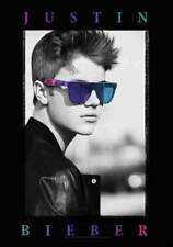 Bieber, Justin Sunglasses - Posterflagge 100% Polyester