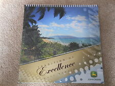 John Deere 2010 Promotional Calendar Tradition of Excellence Maui Hawaii Trip