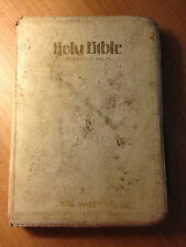 Holy Bible With Study Helps store#830
