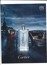 CARTIER  Pub de Magazine Magazine advertisement.2012. paper