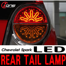 LED Tail Light Lamp DIY Kit 6p 1Set For 10 11 12 Chevy Spark Matiz