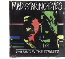 (AV911) Mad Staring Eyes, Walking In The Streets- DJ  CD