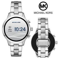 Reloj inteligente de pasarela Michael Kors acceso 41 mm caso para mujer toque de frecuencia cardíaca