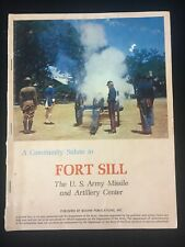 1966 Community Salute To Fort Sill, Us Army Missle & Artillery Center