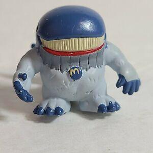 "1999 Monster Rancher 1.5"" Zilla Mini Figure T.C.D.T. Playmates"