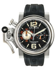 GRAHAM CHRONOFIGHTER OVERSIZE RANGER CHRONOGRAPH AUTOMATIC MEN'S WATCH $10,800