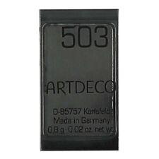 Artdeco Eyeshadow Matt 503 Matt Black