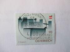 Briefmarke Österreich 2013 SK Festung Hohensalzburg  o  Nr. 3091