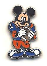 FOOTBALL Player MICKEY Mouse PROFESSIONS 2011 MYSTERY Sports DISNEY PIN