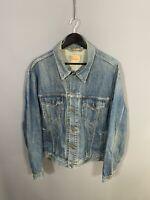 LEVI'S DENIM Jacket - XL - Blue - Great Condition - Mens