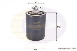 COMLINE Ölfilter EOF222 für CITROËN FIAT IVECO PEUGEOT