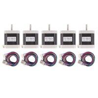 4500g.cm Wantai Stepper Motor 3d reprap printer 42BYGH610P1 1PC CNC Nema17,1.2A