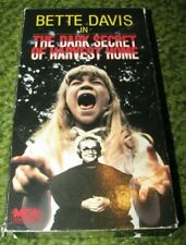 THE DARK SECRET OF HARVEST HOME on VHS (Bette Davis) Thomas Tryon