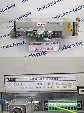 NUM MDLA1050Q  Servo Drive Axis Controller