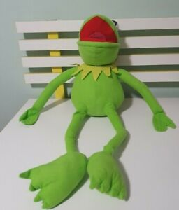 Kermit the Frog Plush Toy Disney Jim Henson's Muppets Toy 55cm Tall