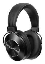 NEW PIONEER SE-MS7BT-K Wireless/Wired Stereo Headphones Black from JAPAN