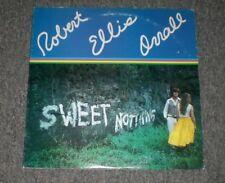 Robert Ellis Orrall~Sweet Nothing~RARE 1977 Private Label Folk~Insert~FAST SHIP!