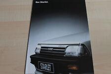 117456) Toyota Starlet Prospekt 06/1987