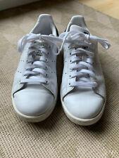 adidas Stan Smith Gr. 39 1/3 weiß / schwarz sehr gut erhalten