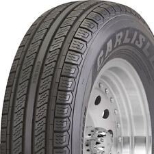 ST205/75R15 / 8 Ply Carlisle Radial Trail HD Trailer Tires Set of 2