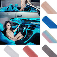 Frosted Diamond Bling Flash Point Luminous Car Wrap Vinyl Film Adhesive Sticker