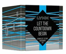 LYNX CHRISTMAS ADVENT COUNTDOWN CALENDAR - COMPLETE GROOMING GIFT SET FOR MEN